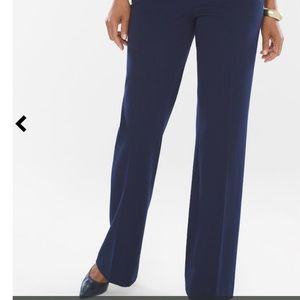 Chico's So slimming trousers. NWT